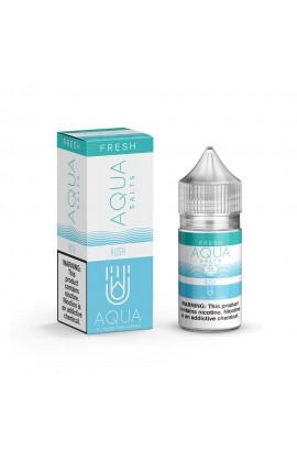 AQUA SALTS - RUSH (BLUE RAZZ) 30ML
