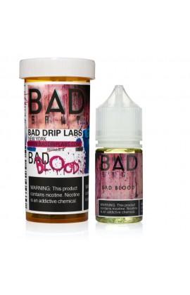 BAD DRIP SALT - BAD BLOOD 30ML