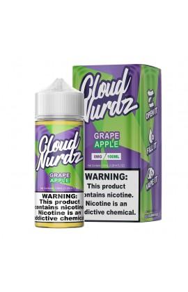 CLOUD NURDZ - GRAPE APPLE 100ML