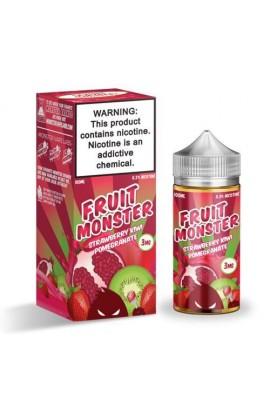 FRUIT MONSTER - STRAWBERRY KIWI POMEGRANATE 100ML