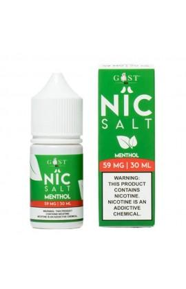 GOST SALTS - MENTHOL 30ML