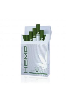 HEMP TOKE - NATURAL HEMP CIGARETTE PACK OF 20 CIGARETTES (CARTON OF 10 PACKS)