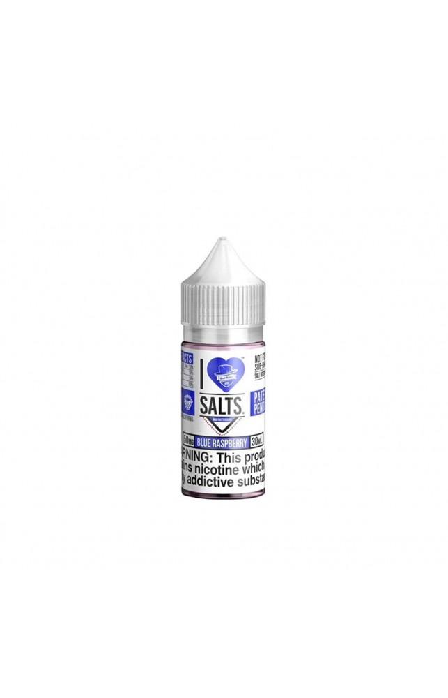 I LOVE SALTS - BLUE RASPBERRY 30ML