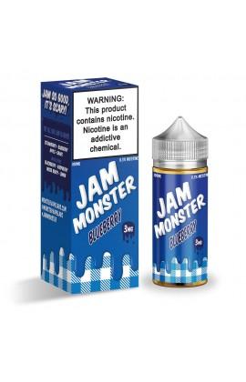 JAM MONSTER - BLUEBERRY 100ML