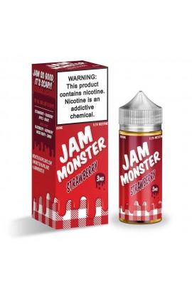 JAM MONSTER - STRAWBERRY 100ML