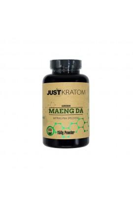 JUST KRATOM - GREEN MAENG DA POWDER 150 GRAMS
