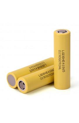 LG HE4 18650 2500mAh 20A Battery