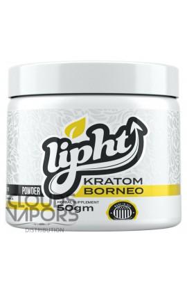 LIPHT KRATOM - BORNEO POWDER 50 GRAMS