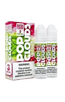 POP CLOUDS - WATERMELON CANDY 2*60ML