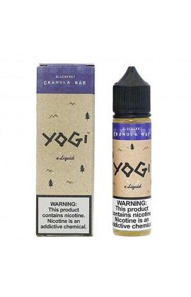 YOGI - BLUEBERRY GRANOLA BAR 60ML